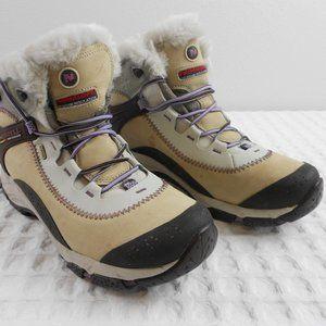Merrell Arc 6 Brindle Waterproof Boots Sz 10